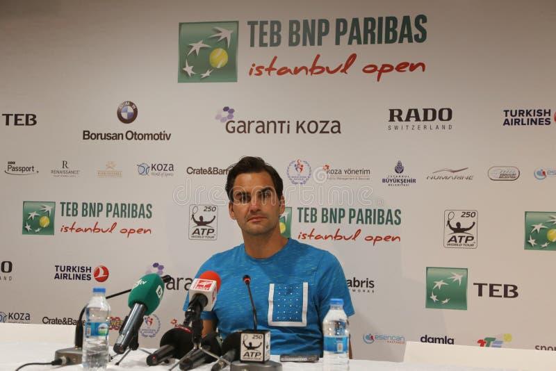 Download TEB BNP Paribas Open Istanboel Redactionele Fotografie - Afbeelding bestaande uit spel, sporten: 54088637