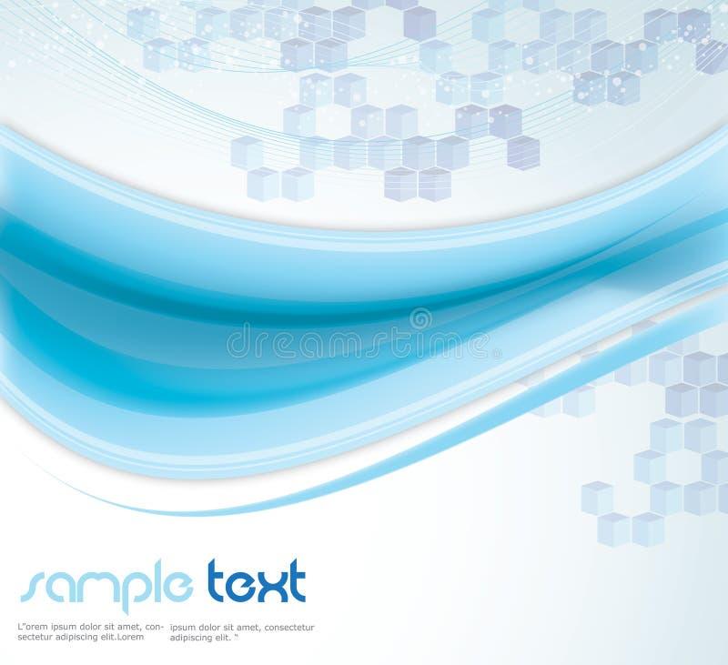 Tech Background vector illustration