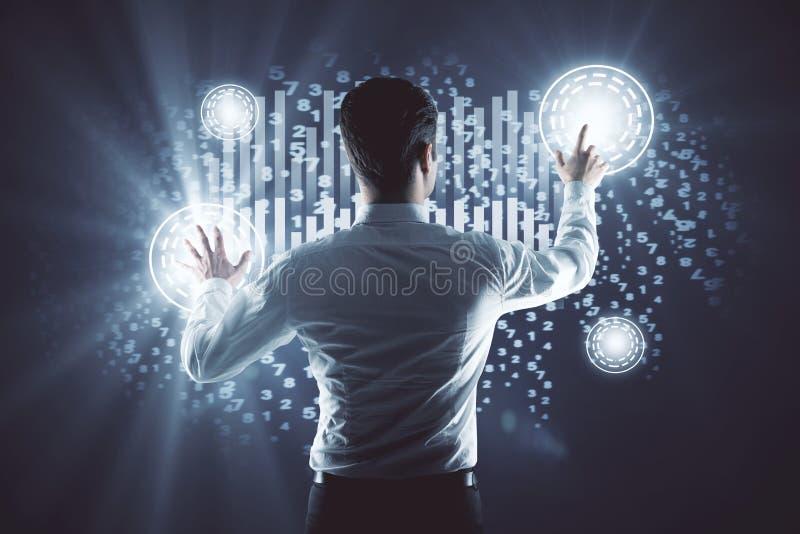 Tech concept stock photos
