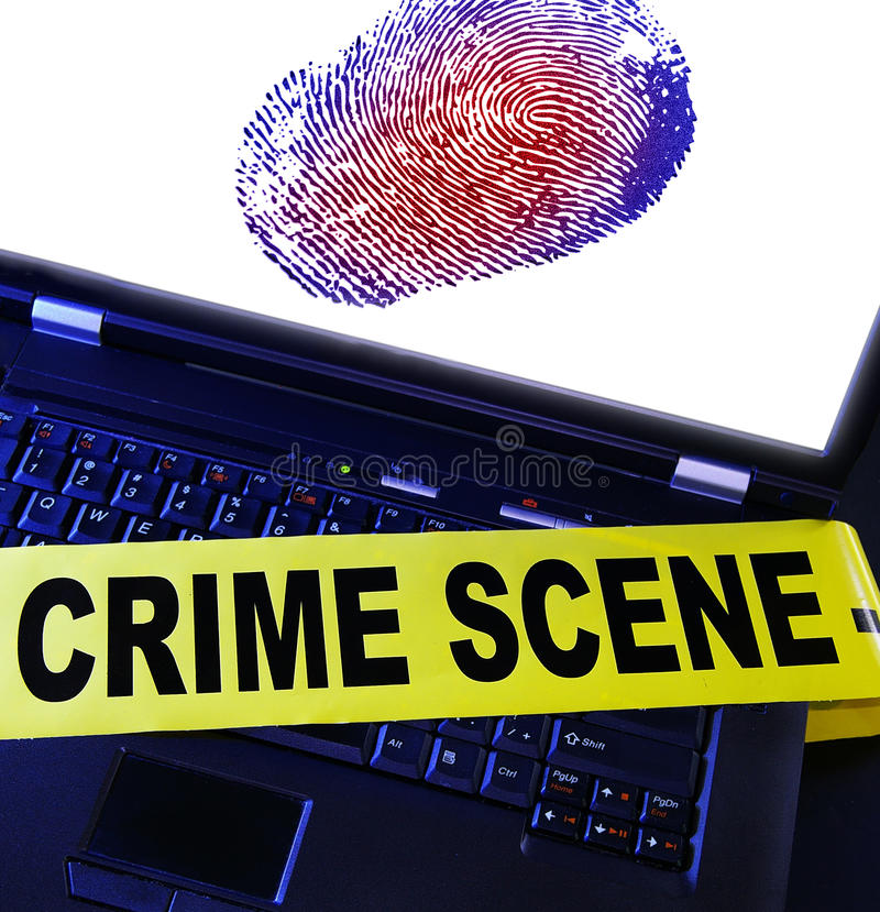 Download Tech crime stock image. Image of identity, police, legal - 19452221