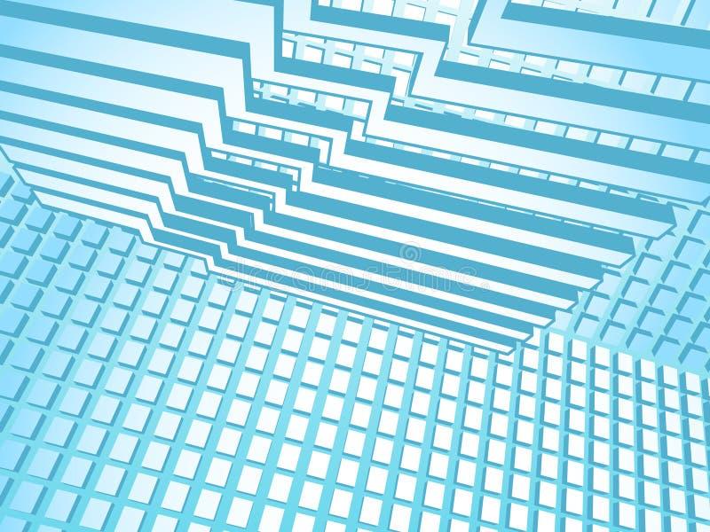 tech för hög stil vektor illustrationer