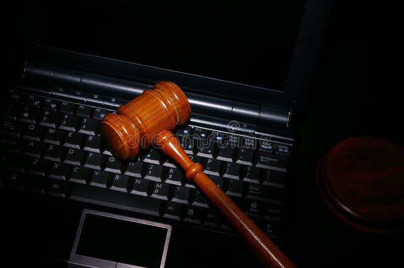 Download Tech gavel stock image. Image of gavel, judgement, wooden - 14729017