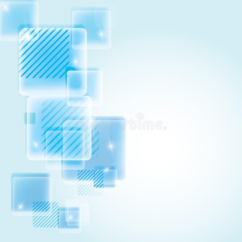 Techbakgrund royaltyfri illustrationer