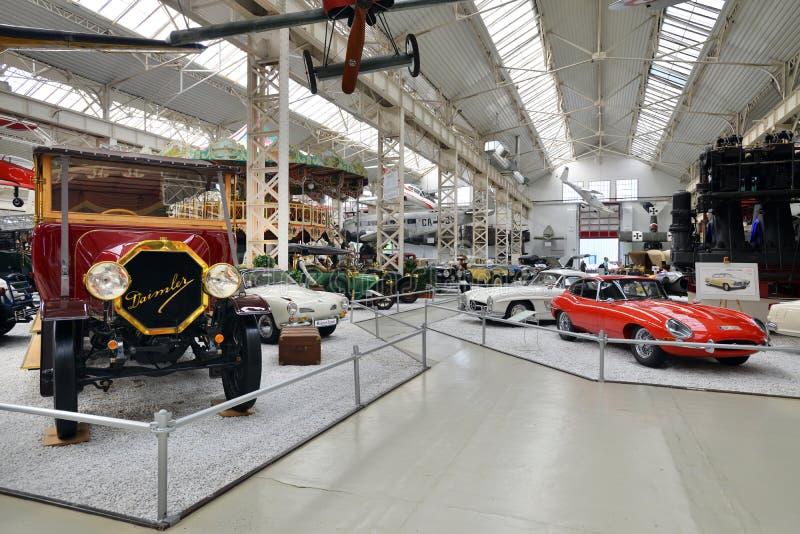 Techink-Museum in Speyer, Deutschland stockfotografie