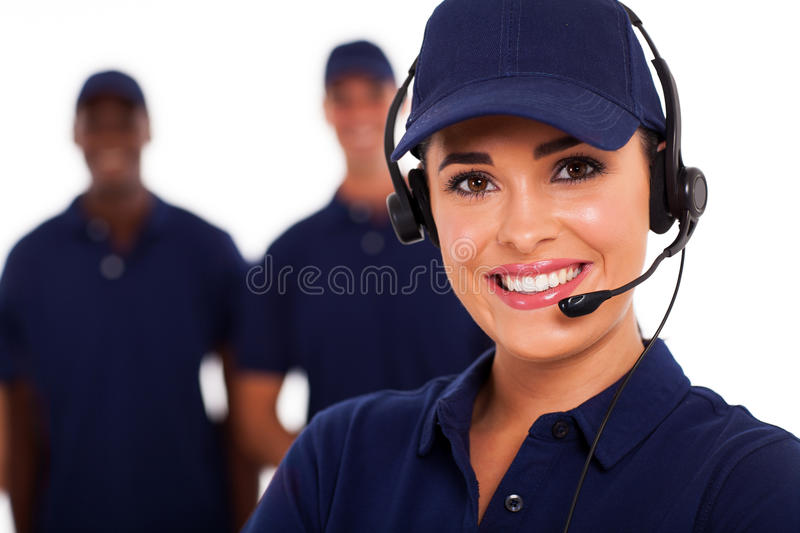 Download Technical call center stock photo. Image of friendly - 29096994