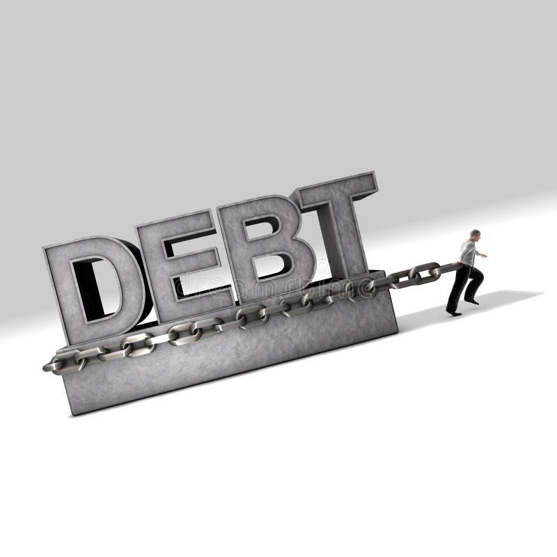 Download Technical Debt: A Weight Against Progress Stock Illustration - Illustration: 20432264