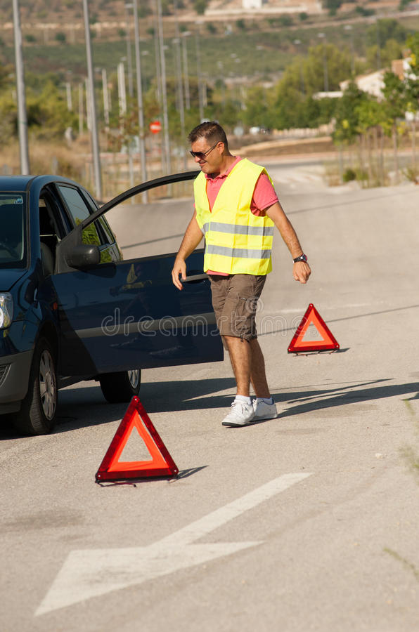 Download Technical problem stock photo. Image of breakdown, road - 26490200