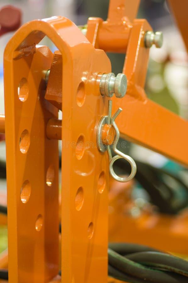 Free Technics For Soil Processing. Stock Image - 9612901