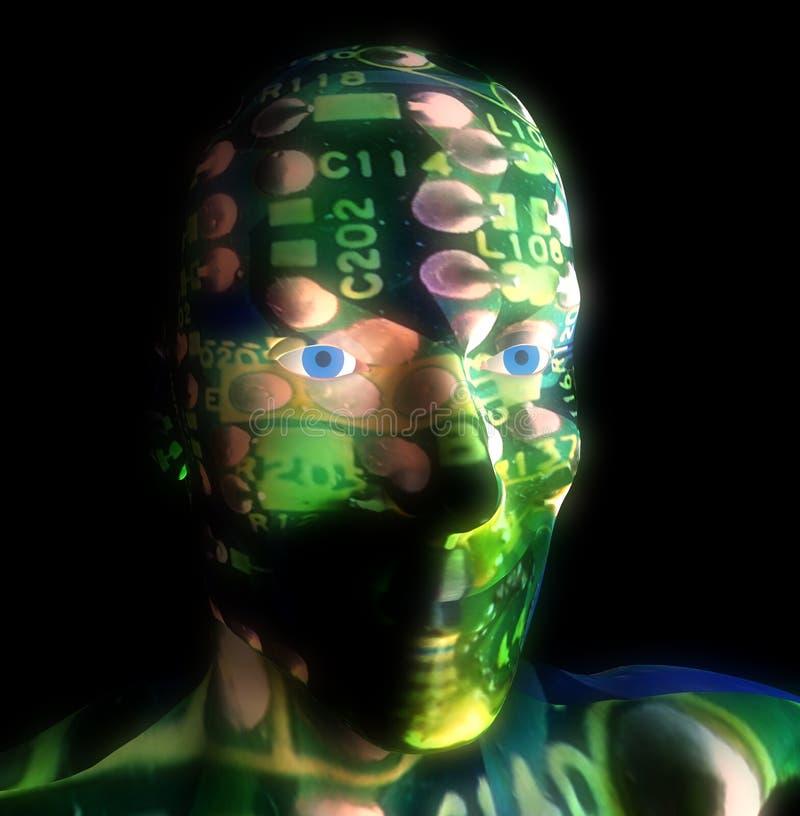 Techniki Głowa 4 ilustracji