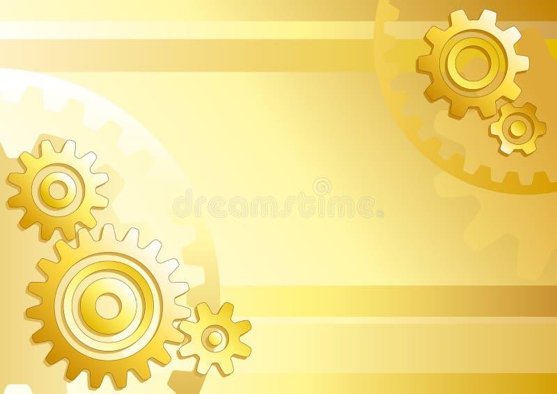 Technische Achtergrond Stock Foto's