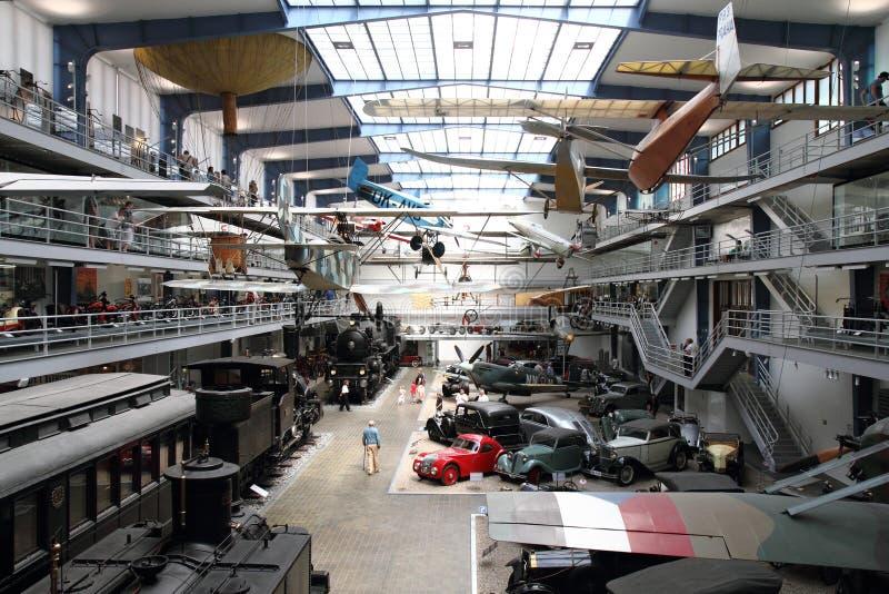 Technisches Museum in Prag lizenzfreie stockfotografie