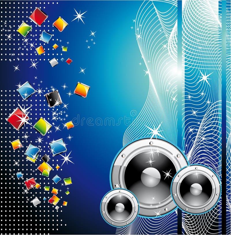 Download Techno Dance Background stock vector. Illustration of grunge - 9788569