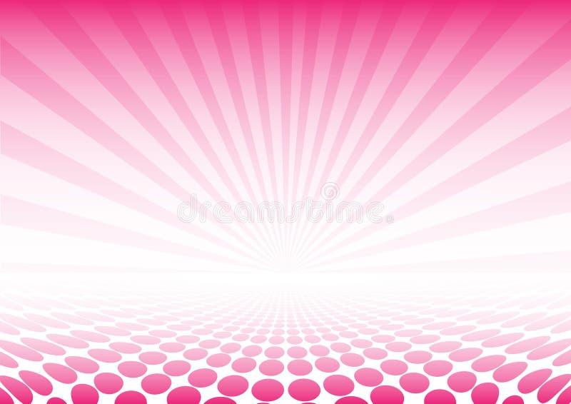 Techno futuristic background stock image