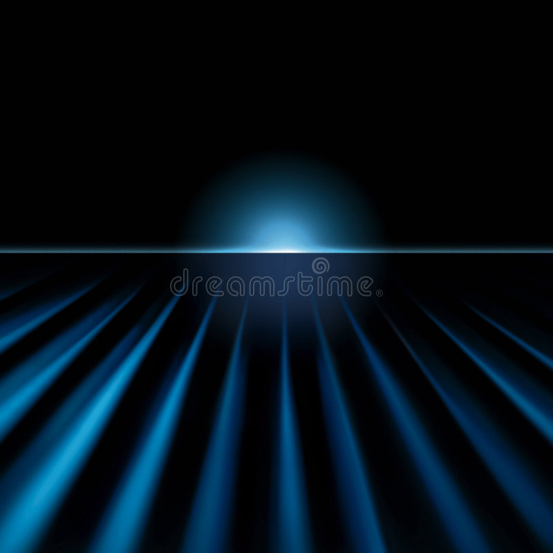 Free Techno Perspective Background Royalty Free Stock Photo - 1143325
