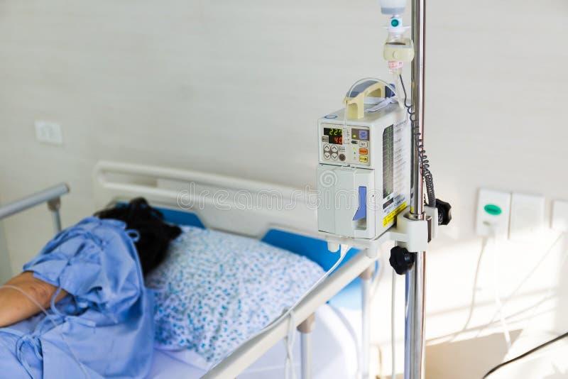 Technologia dla pacjenta zdjęcia royalty free
