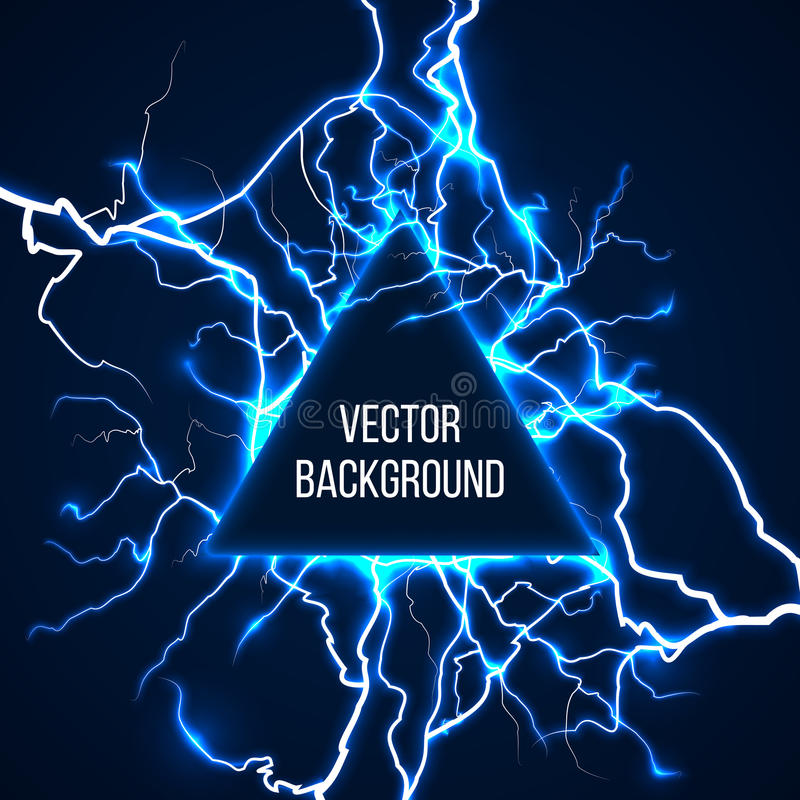 Technological and scientific vector background royalty free illustration