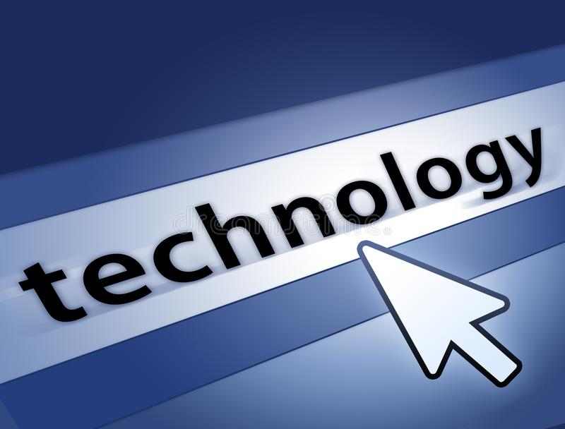 Technologie royalty-vrije stock foto's