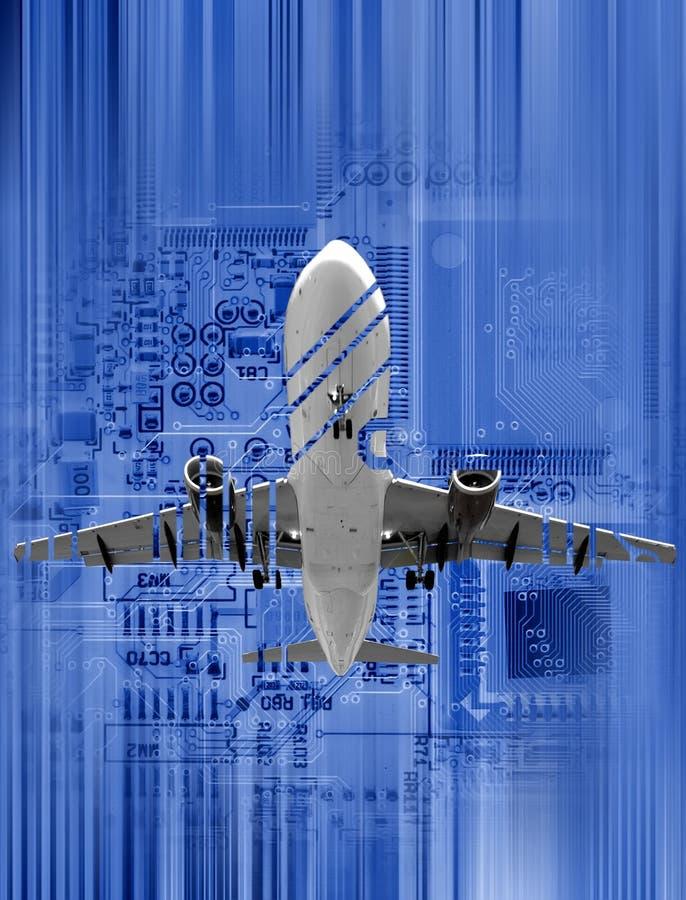 Technologie illustration de vecteur