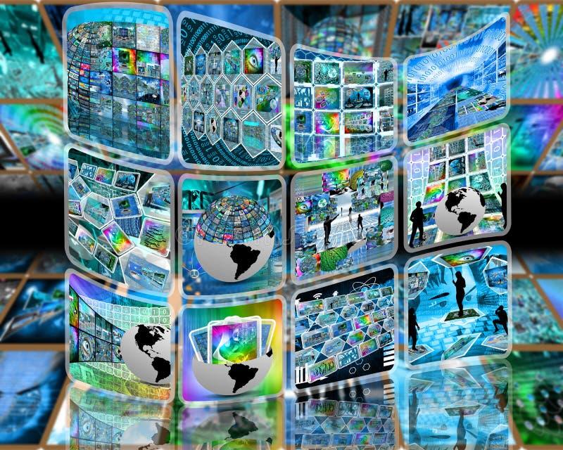 technologie photographie stock