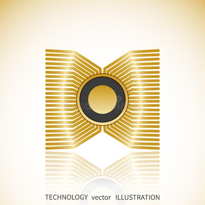 technologie stock illustratie