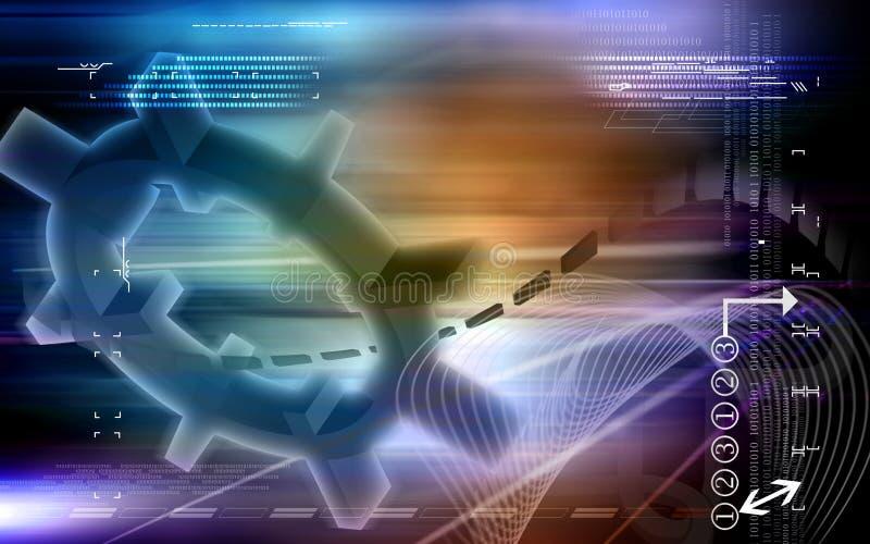 Technologie vector illustratie