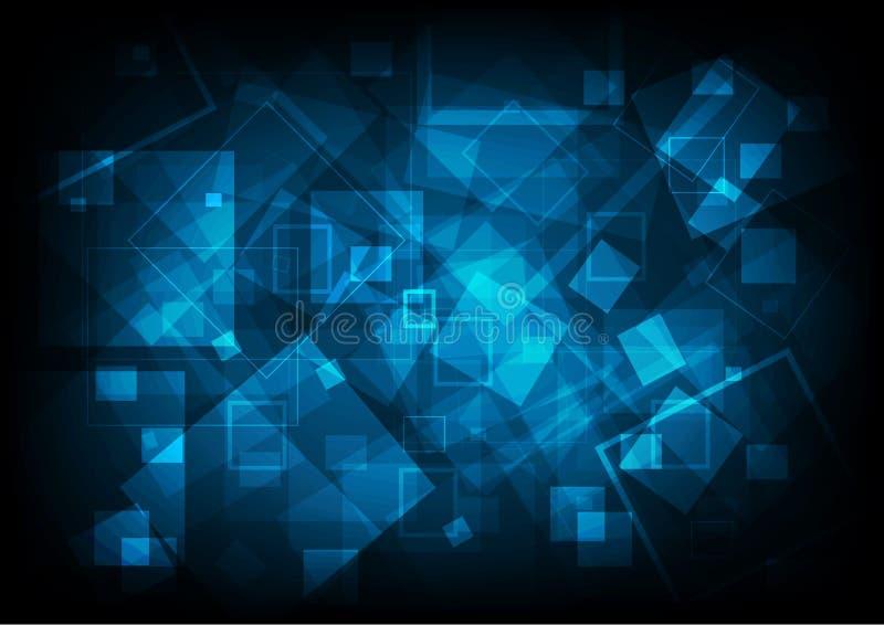 Technologie abstract28 illustration de vecteur