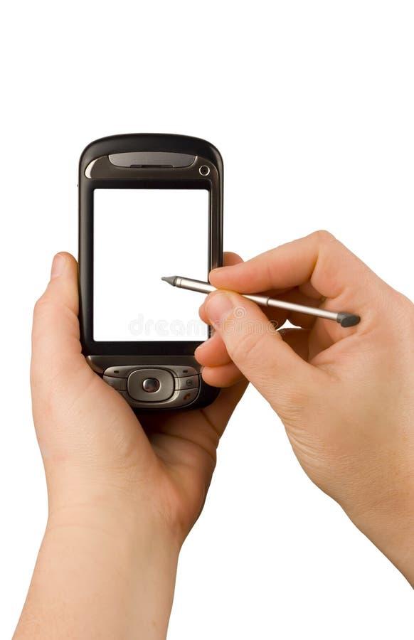 technologie d'appareil de communication d'affaires photos stock