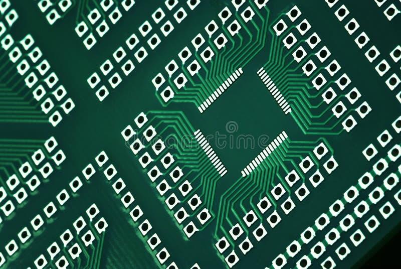 Technologie de microcircuit photos stock