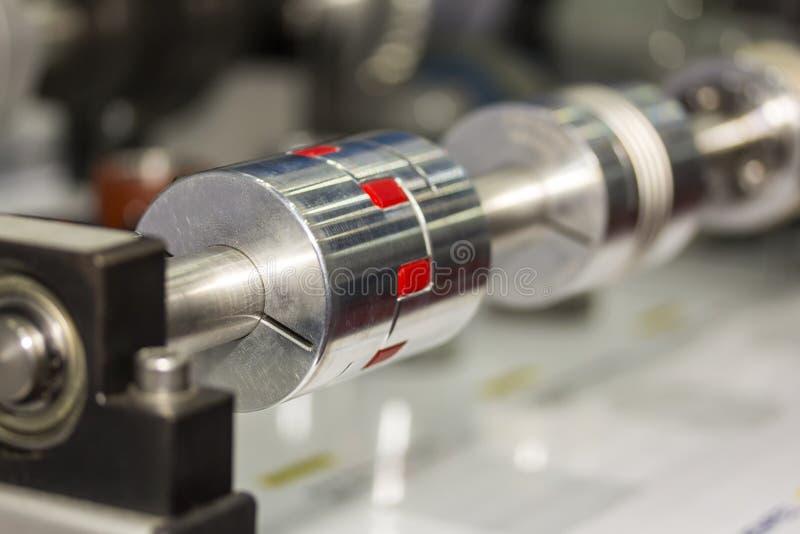Technologie de pointe de précision et facile pour l'accouplement rapide de connecteur libre de contrecoup en métal pour industrie images stock