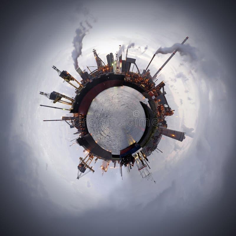 technologie de sphère photos stock