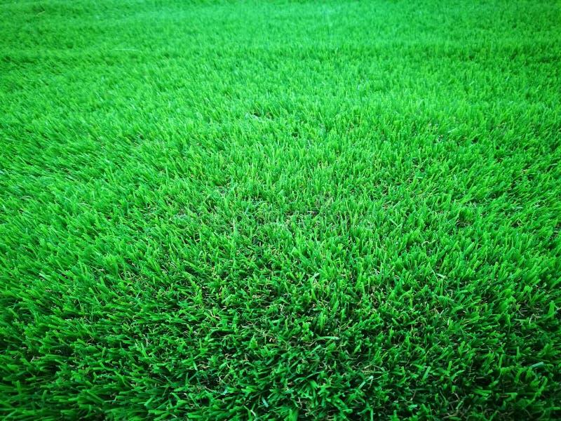 Technologie de tissage d'herbe artificielle photos libres de droits