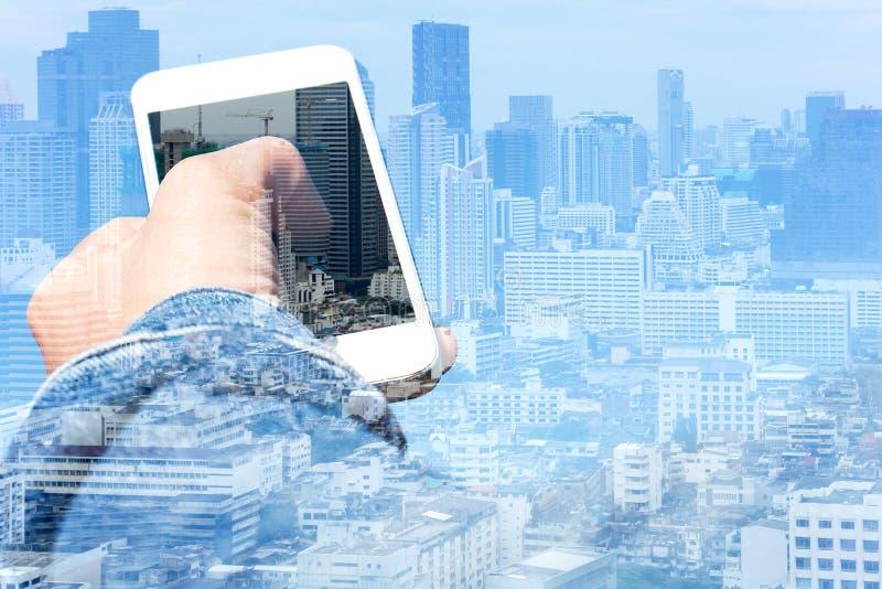Technologie des communications image libre de droits