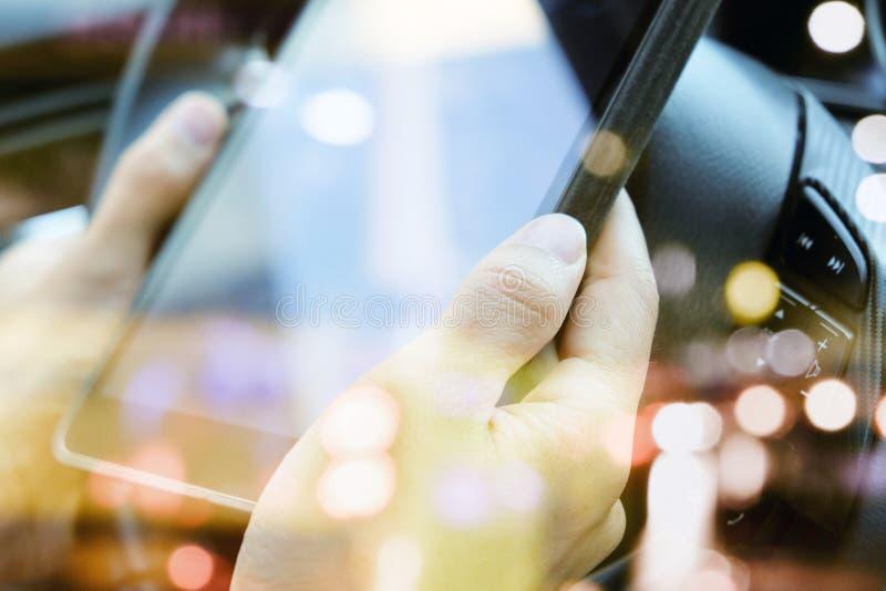 Technologie des communications image stock