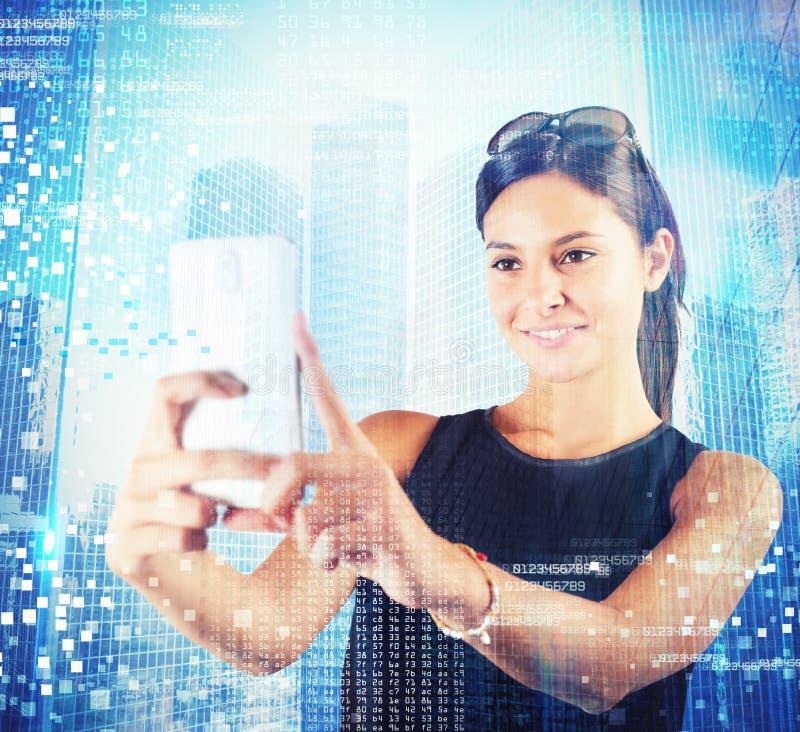 Technologie futuriste photos libres de droits