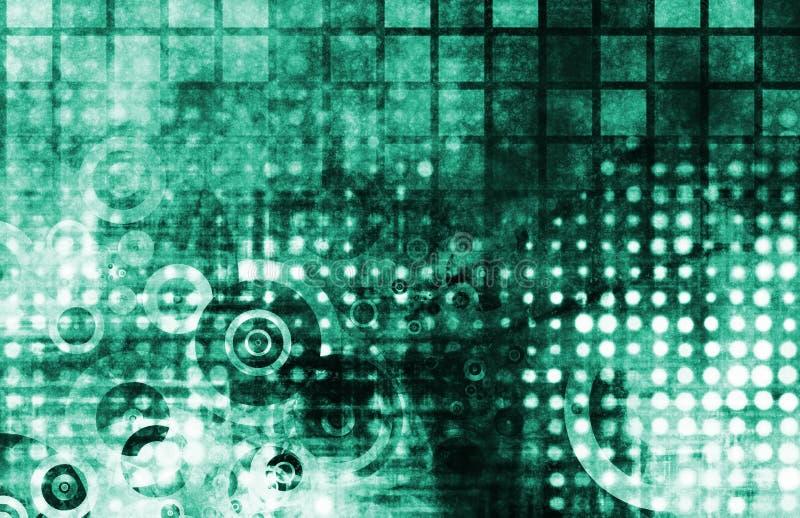 technologie informacyjne ilustracji