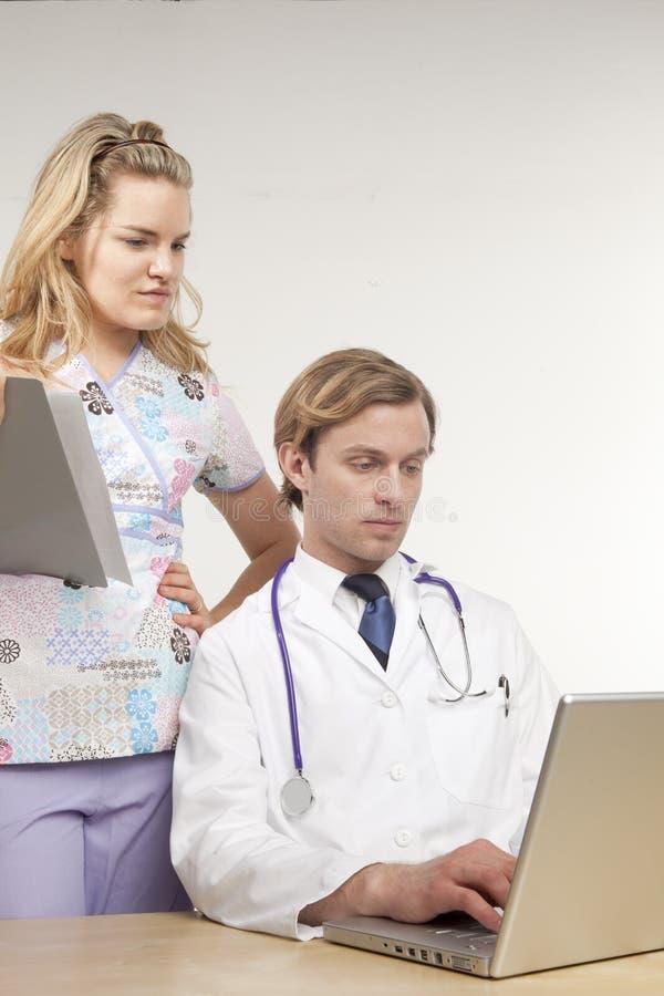 Technologie médicale image stock