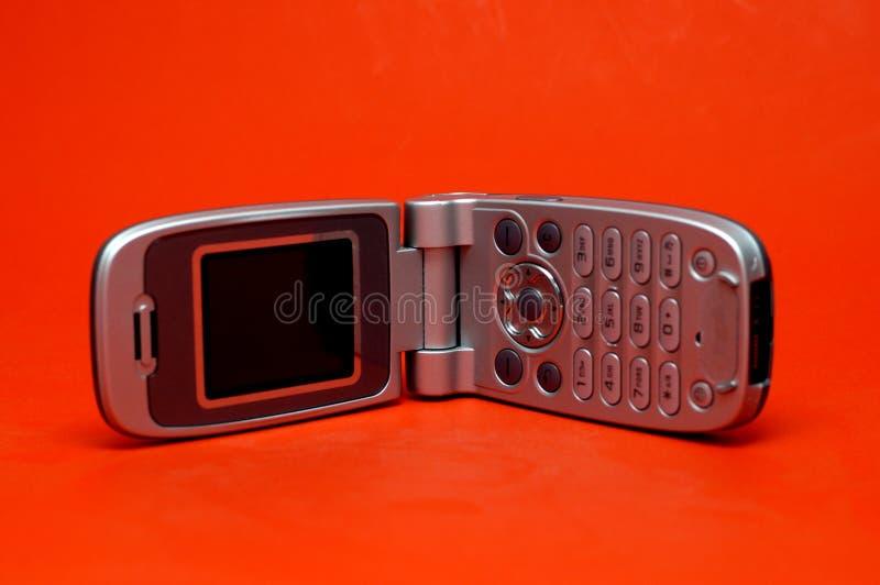 Technologie - téléphone portable photographie stock