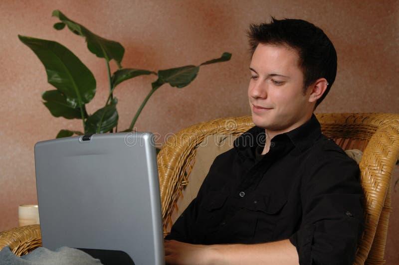 Technologie thuis royalty-vrije stock fotografie