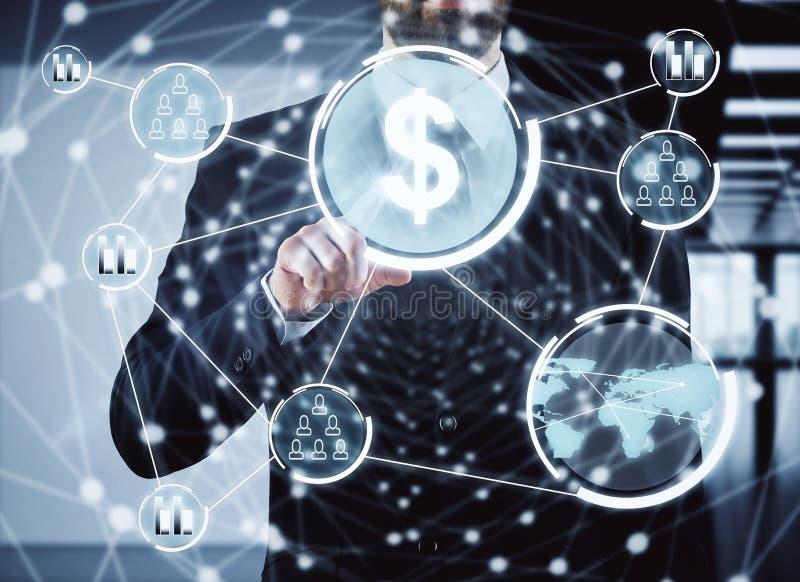 Technologie und Analytik lizenzfreies stockfoto