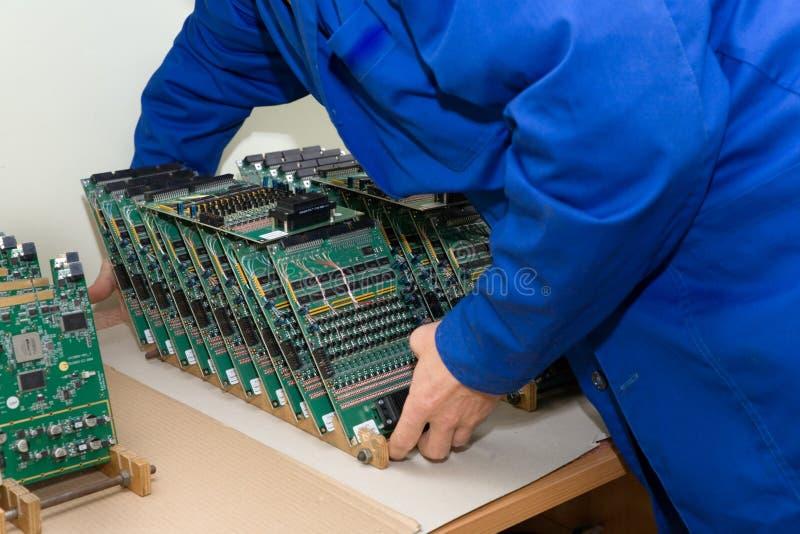Technologie- und Entwicklungsultraschalleinheit. lizenzfreies stockfoto