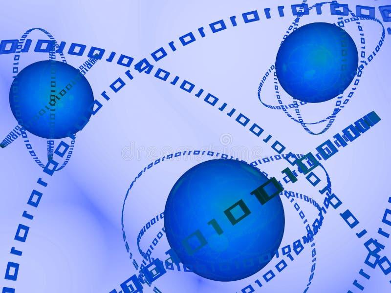 Technologieabbildung lizenzfreie abbildung