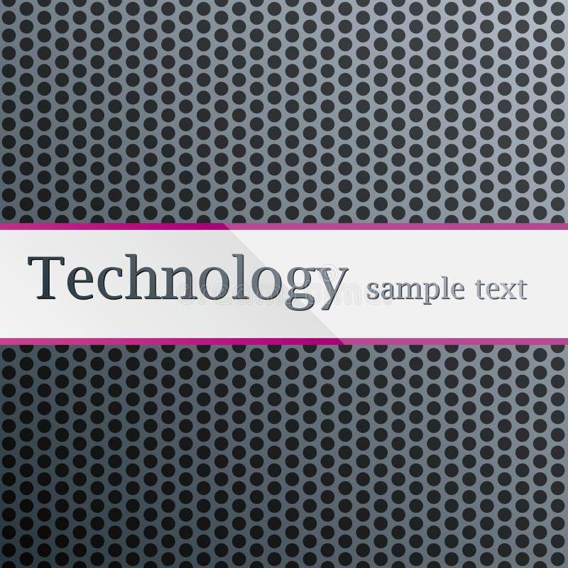 Technologiemuster vektor abbildung