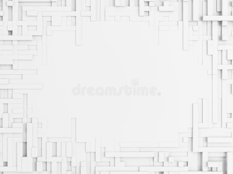 Technologiemuster-Zusammenfassungshintergrund lizenzfreies stockbild