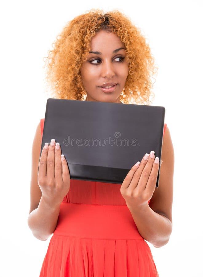 Technologienachrichten stockfoto