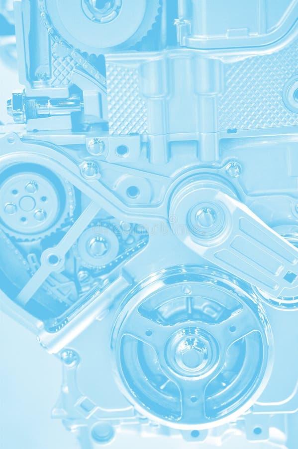 Technologii Błękit Tło obrazy stock