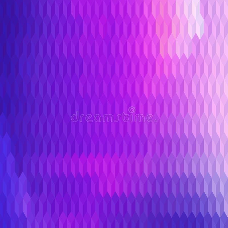 Technologii błękitny i magenta tło ilustracji