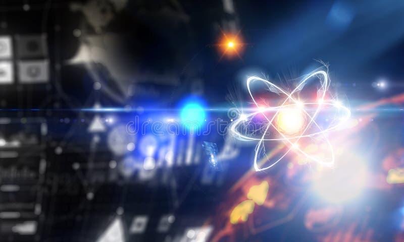 Technologii nauki pojęcie zdjęcie stock