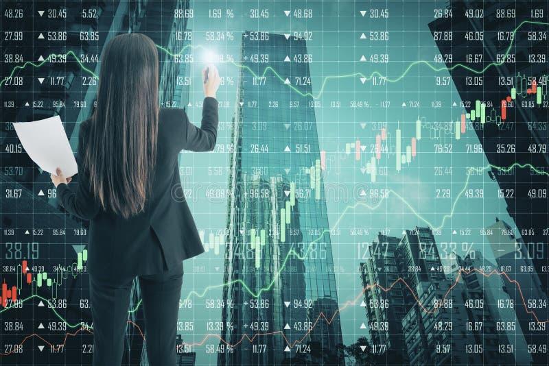 Technologii, oprogramowania i finanse pojęcie, fotografia stock