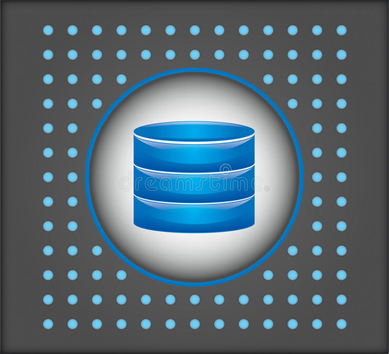 Download Technologii Pojęcie Z Bazą Danych Ilustracji - Ilustracja złożonej z technologia, database: 28952366