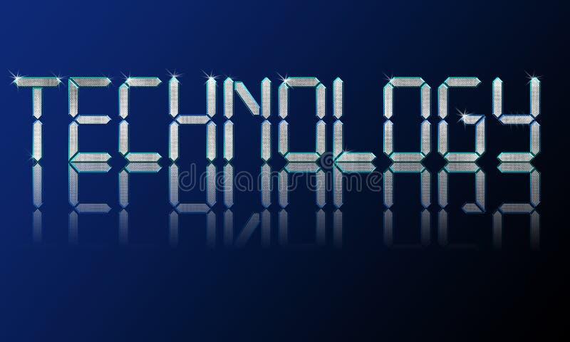 Technologii tła ilustracji